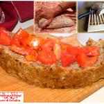 Pane di grano saraceno con farina integrale