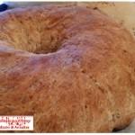 Ciambella di pane al farro e 5 cereali