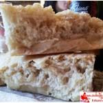 Pane senza sale tipo toscano