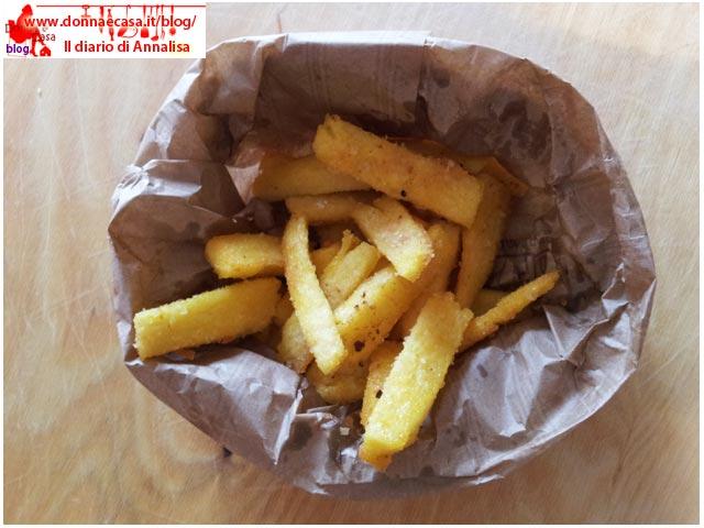 Sticks of Polenta Fried image 2