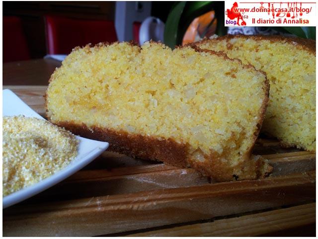 torta amor polenta a fette