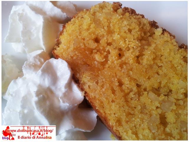 torta amor polenta da vicino