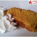 Amor Polenta torta con farina di mais