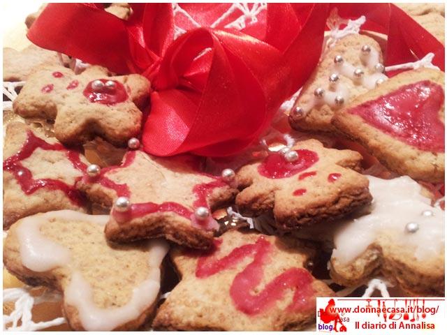 biscotti alla cannella in gruppo