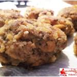 Polpette facili alla carne e verdure del papa'