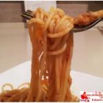 Spaghetti al sugo di platessa