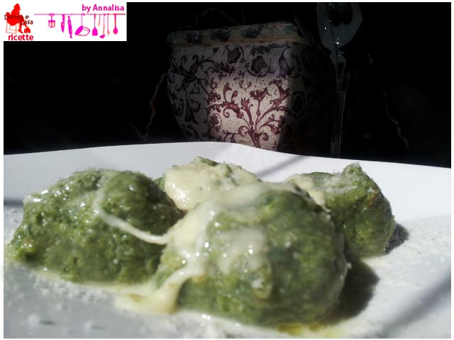Canederli with spinach  photo 2