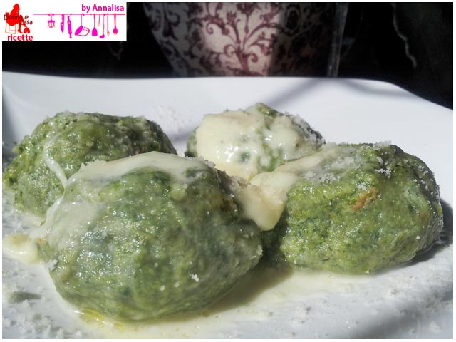 Canederli with spinach  photo 3