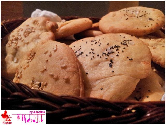 focaccine pan mozzarella macro
