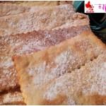 Chiacchere di Carnevale Fritte e al forno