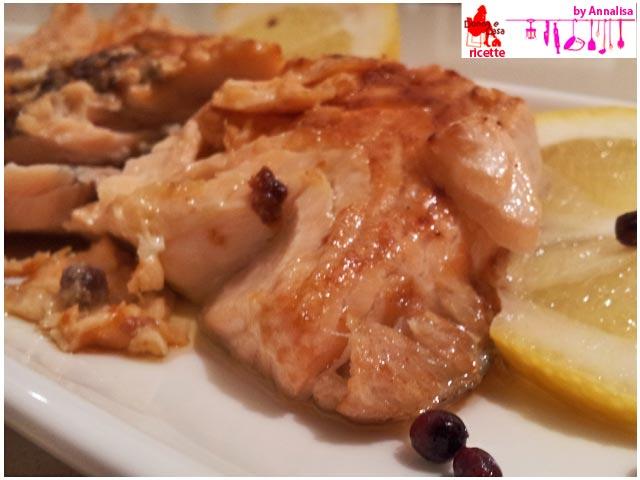 salmone al pepe rosa foto 2