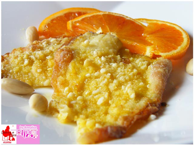 Sole orange and almonds photo 2