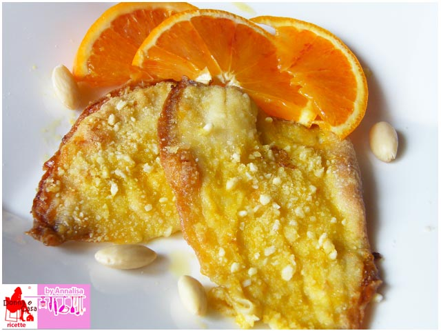 Sole orange and almonds photo 3
