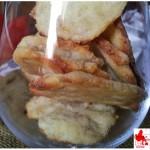 Biscotti salati al grano cotto