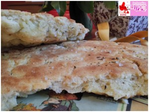 focaccia in padella photo 2