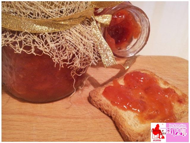 marmellata di frutta mista