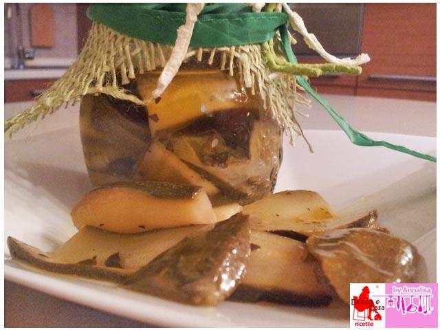 zucchine agro dolce photo 3