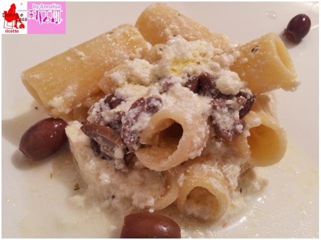 pasta-ricotta-olive
