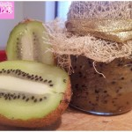 Jam kiwi and apples