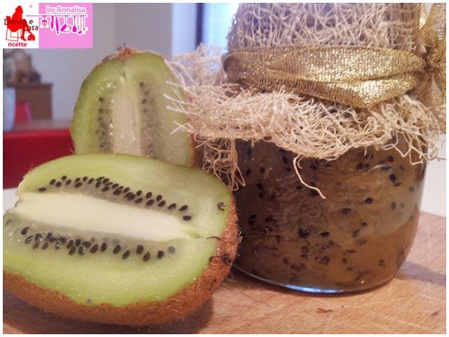 marmellata kiwi mele