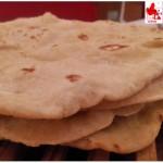 Chapati con lievito licoli