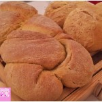 Saffron bread with Licola