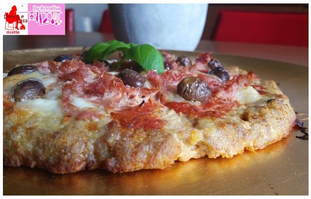 polpettone in pizza