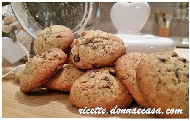 biscotti frolla grano saraceno