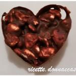 Grano saraceno soffiato con cioccolato – gluten free