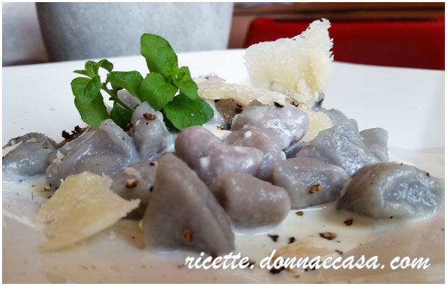 gnocchi patate viola photo 2