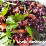Insalata fredda di riso venere