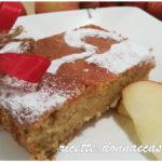 Torta di mele e mandorle gluten free