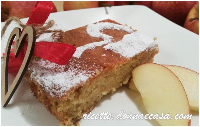 torta di mele mandorle senza glutine 2