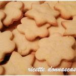 Biscotti con frolla di riso – gluten free