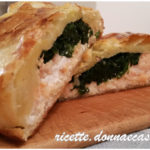 Salmone in crosta