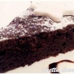 Torta reciclona al cioccolato