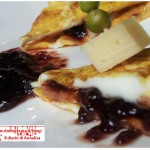 Omelette al sapore di fragola