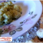 Gnocchetti al pesto di zucchine