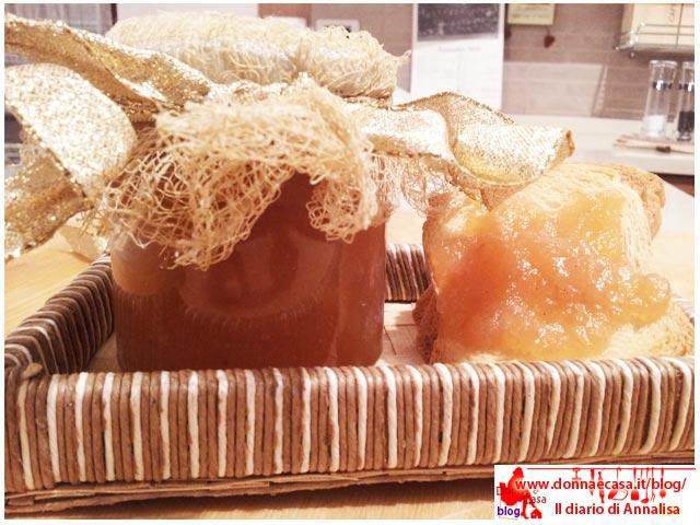 marmellata mela pera