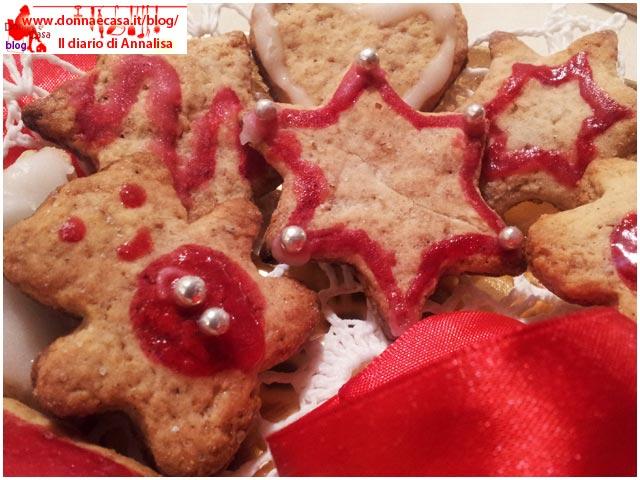 biscotti alla cannella da vicino