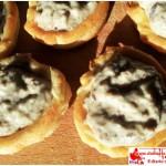 Voulevant stuffed with cream of mushroom