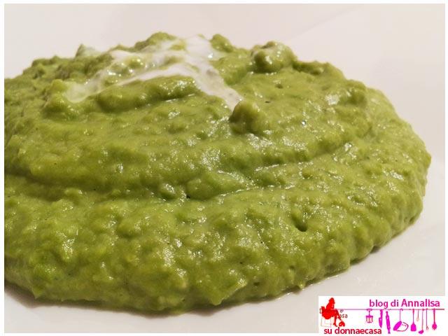 Cream of peas