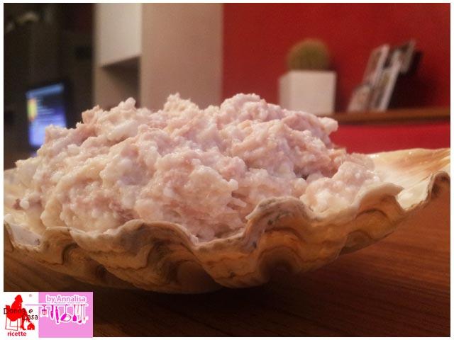 cream of tuna and cottage cheese