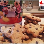 Wholemeal cookies with chocolate chips (recipe without eggs)