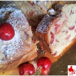 Plum cake alle ciliegie light