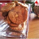 Biscotti salati noci pinoli