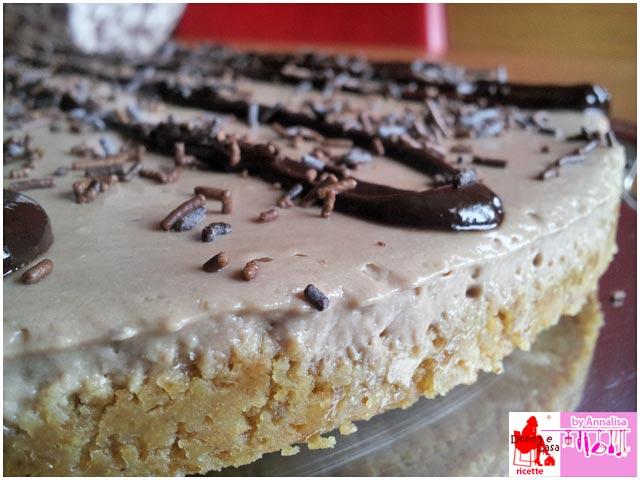 cheesecake al caffè photo2