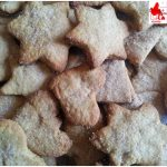 Cookies olive oil with spelled flour