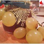Marmellata d'uva bianca e vaniglia