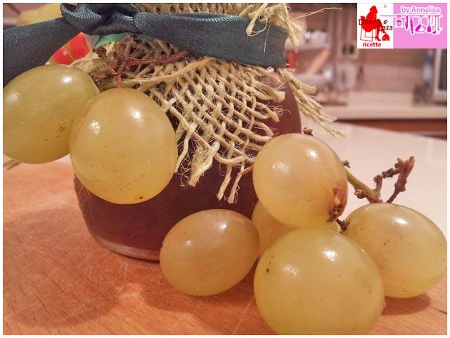 marmellata uva bianca
